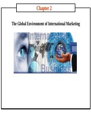 chapter 02-1 The Global Environment of International Marketing.ppt