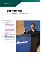 Chapter 1 - Economics - Foundations and Models