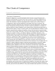 The_Cloak_of_Competence-11_29_2005