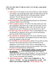 TIPS FOR SUCCESS.pdf