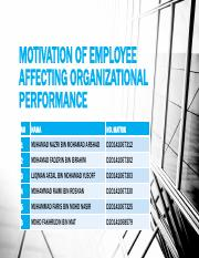 MOTIVATION OF EMPLOYEE AFFECTING ORGANIZATIONAL PERFORMANCE.pdf