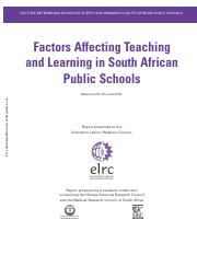 Factors_Affecting_Teaching_and_Learning_in_South_African_Public_Schools