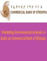 Marketing_Environmental_Analysis_A_study
