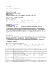 Fall 2014 PS261 Syllabus
