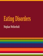 Cultural Connection Project Eating Disorders.pptx