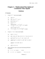 Chap2Solutions