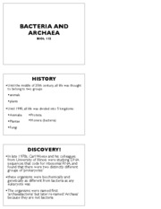 bacteria archaea viruses_notes