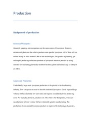Homework Production for Biopharmaceutics and Fermentation Engineering