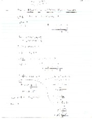Solving Polynomial Equations Note