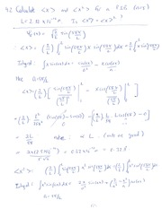 CHEM 347 Chapter 4 Homework Problems Solutions