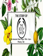 THE BODY SHOP.pptx