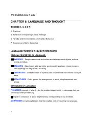 PSYCH289 - CH8 LAUNGUAGE & THOUGHT.docx