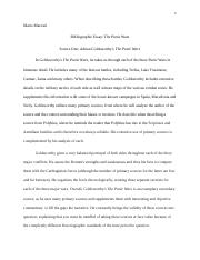 PunicBibliography