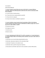 Chapter 41 Immunizations ATI Book practice questions.docx
