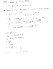 ECE 455 Fall 2013 Tutorial 4 Solutions