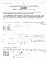 02 Exam 2 Solutions