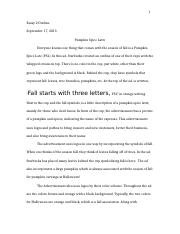Essay 2 draft 2 GSW1110