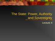 Lec 04 State - Power, Auth