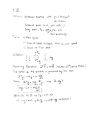 fluid dynamics equation sheet. most popular documents for chem 220 fluid dynamics equation sheet