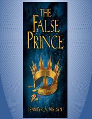 False prince book club (1).pptx