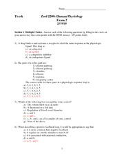 h phys spring '10--exam 2--answer key