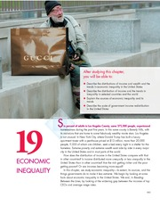 Chapter 19 Economic Inequality