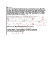 Lecture 20 review question solutions