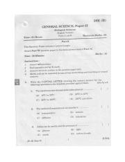 (www.entrance-exam.net)-Andhra Pradesh SSC Science-II Sample Paper 2