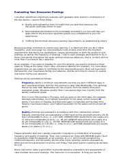 MKTG578 Good and Not-so-good TDA Postings (2010)-1