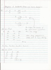 BUS ADM 343 Chapter 13 Homework Problems on Risk and Capital Budgeting