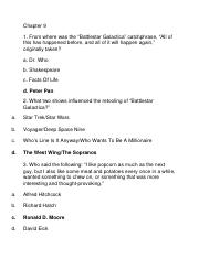 tv genres quiz 3