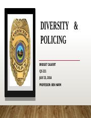 Diversity & Policing.pptx