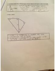 Special Right Triangles 3