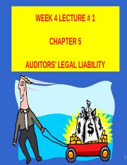 AF304-WEEK 4lECTURE#1-CHAPTER 5 legal liability-moodle copy
