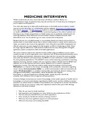 medicine-interview.pdf
