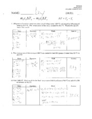 Vector Math Worksheet B Solutions Physics Worksheet B Nmthmatical Vector Addition Name Date Add The Following Pairs Of Vectors For Each Problem Make A Course Hero