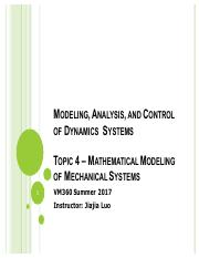 T4-Mathematical Modeling of Mechanical Systems.pdf