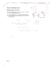 Phys 121 Spring 08 Exam 2 Pg 5