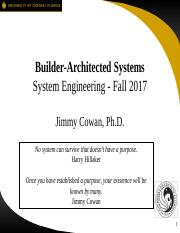 u05s2 - Cowan (2017) Builder-Architected System.ppt