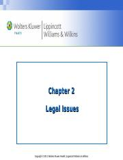 Chapter02_student-Legal Issues