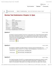Review Test Submission: Chapter 11 Quiz – 20171_80765