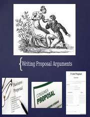 Writing Proposal Argument w. Causal Review.pptx