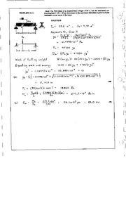 1357_Mechanics Homework Mechanics of Materials Solution