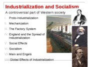100410 industrialization and socialism