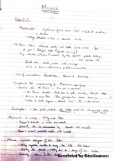 English Notes Lecture 10