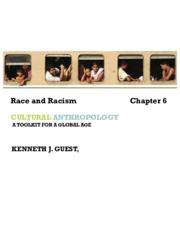 Lecture 6 Race