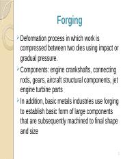 Forging Extrusion Wire Drawing.pptx