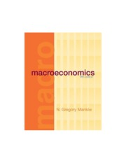 Macroeconomics Cover- Mankiw (Worth Publishers5th edition 2002)