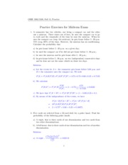 Pratice_Midterm - Solution