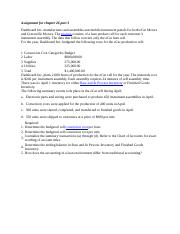 Assignment for chapter 26 part 3.docx